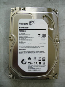 Seagate Barracuda 3000GB